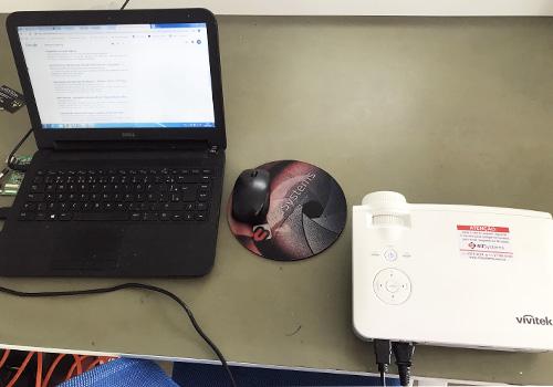 assistencia de projetores vivitek2