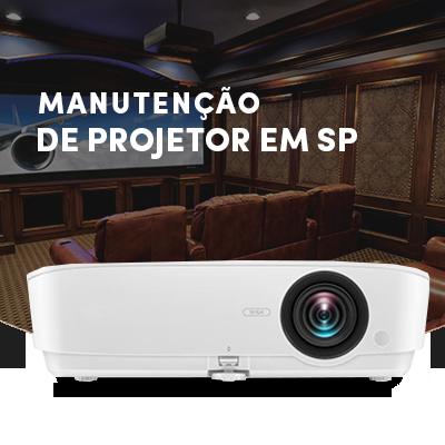 Manutenção de Projetores em São Paulo