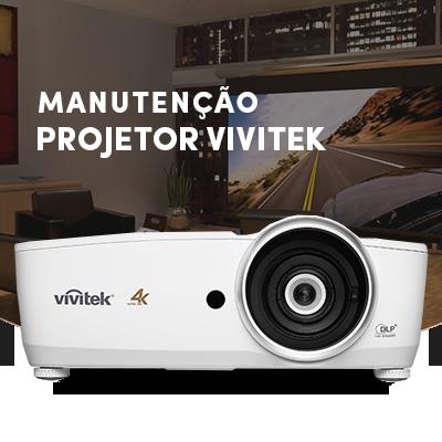 Manutenção de Projetores Vivitek